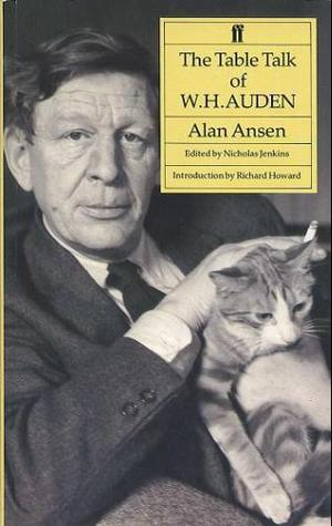 The Table Talk Of W. H. Auden