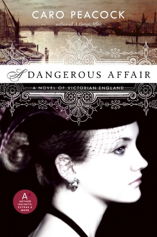 A Dangerous Affair (Liberty Lane, #2)