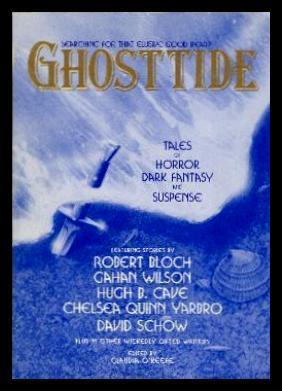 Ghosttide: Tales Of Horror, Dark Fantasy and Suspense