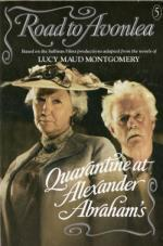 Quarantine at Alexander Abrahams (Road t