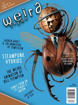 Weird Tales #351: September/October 2008