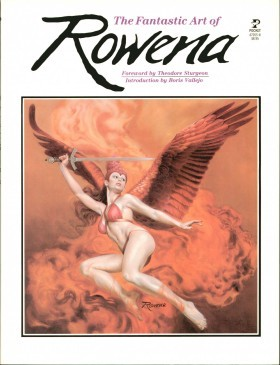 The Fantastic Art of Rowena by Rowena Morrill