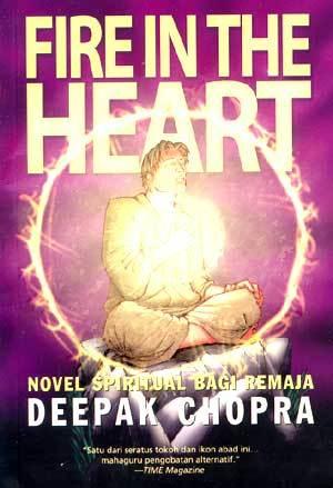 Fire in The Heart, Novel Spiritual Bagi Remaja