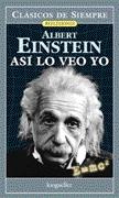 Descargar Así lo veo yo epub gratis online Albert Einstein