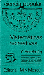 Matemáticas recreativas.