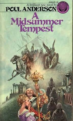 Ebook A Midsummer Tempest by Poul Anderson PDF!