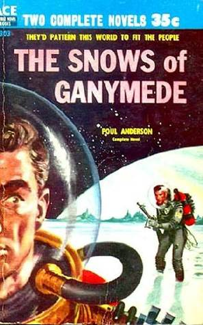 Image result for Poul Anderson: The Snows of Ganymede.