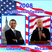 2008 Third Presidential Debate: Barack Obama and John McCain 10/15/08