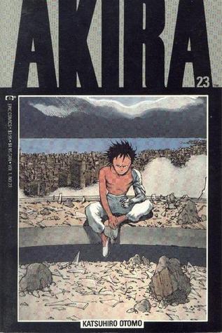 Akira, #23: Akira's Rain