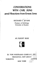 Conversations with Carl Jung & Reactions from Ernest Jones