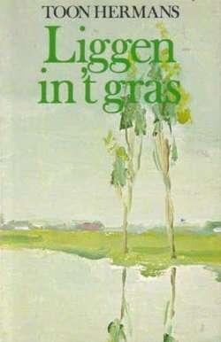 Liggen in 't gras by Toon Hermans