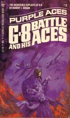 Purple Aces (G-8 and His Battle Aces #2)