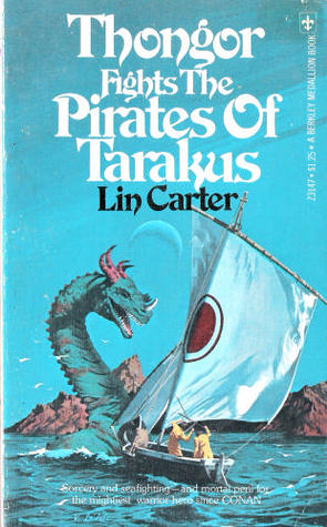 Image result for thongor fights the pirates of tarakus book cover