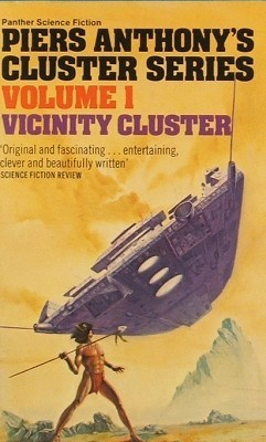 Vicinity Cluster by Piers Anthony