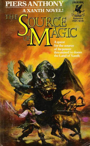 The Source of Magic by Piers Anthony