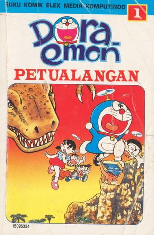 Doraemon Petualangan 1  by Fujiko F. Fujio
