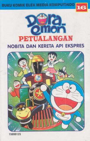 Doraemon Petualangan 16 : Nobita dan Kereta Api Ekspress