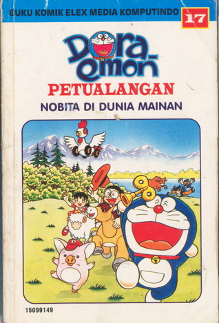 Doraemon Petualangan 17 : Nobita di Dunia Mainan