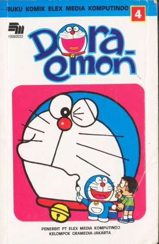 Doraemon Buku Ke-4 by Fujiko F. Fujio