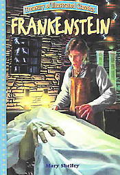 who is the monster in the novel frankenstein by mary shelley