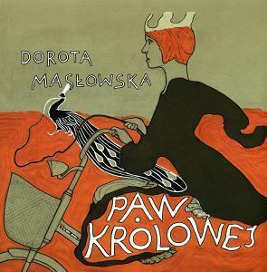 Paw królowej by Dorota Masłowska