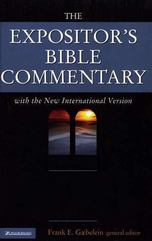 The Expositor's Bible Commentary Complete Set (Ot & Nt), 12 Volumes (Volumes 1 12)