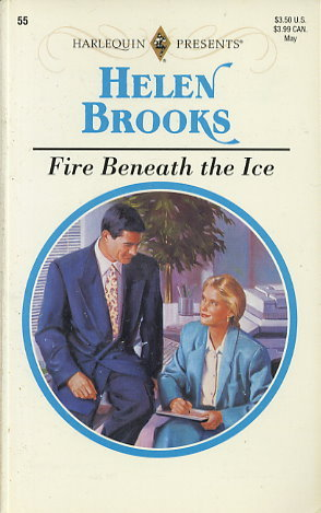Fire Beneath the Ice by Helen Brooks