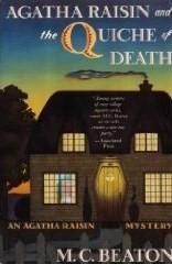 Agatha Raisin and the Quiche of Death by M.C. Beaton