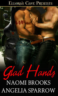 Glad Hands by Angelia Sparrow
