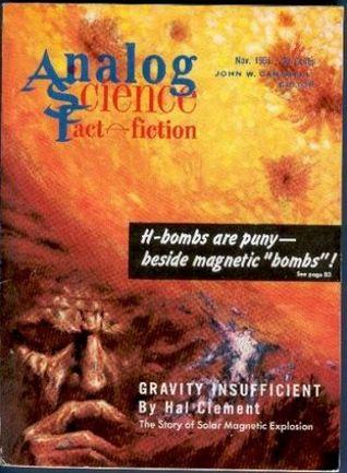 Analog Science Fiction and Fact, 1961 November