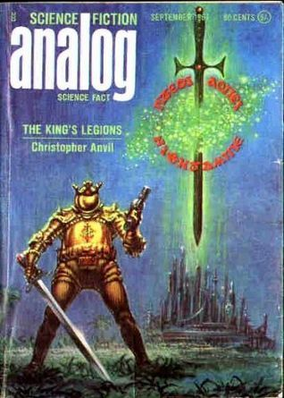 Analog Science Fiction and Fact, 1967 September