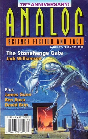 Analog Science Fiction and Fact, 2005 January-February