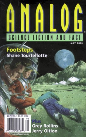 Analog Science Fiction and Fact, 2005 May