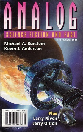 Analog Science Fiction and Fact, 2005 September
