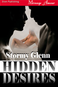 Hidden Desires by Stormy Glenn