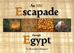 An ABC Escapade through Egypt by Bernadette Simpson
