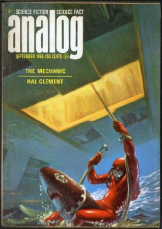 Analog Science Fiction and Fact, 1966 September