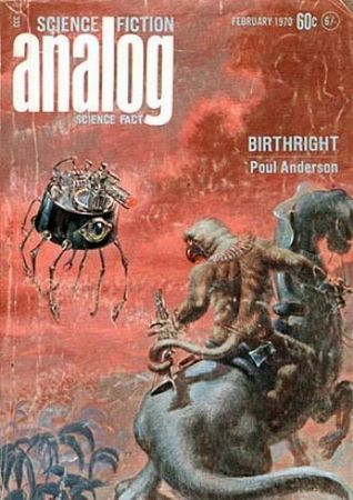 Analog Science Fiction and Fact, 1970 February