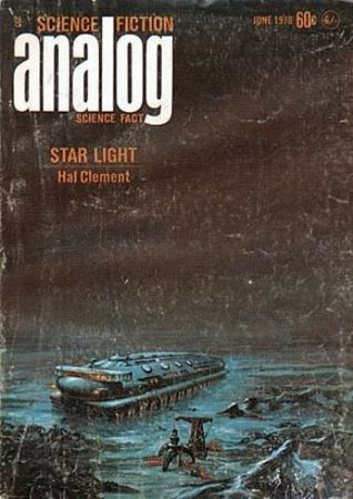 Analog Science Fiction and Fact, 1970 June