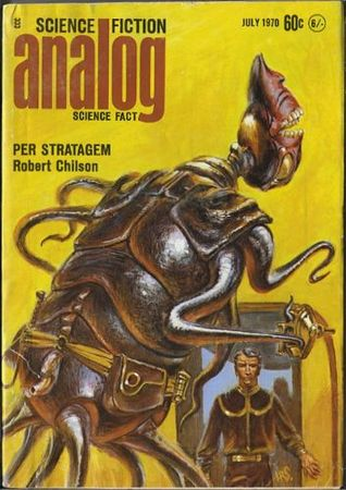 Analog Science Fiction and Fact, 1970 July