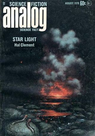 Analog Science Fiction and Fact, 1970 August