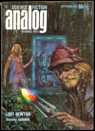 Analog Science Fiction and Fact, 1970 September