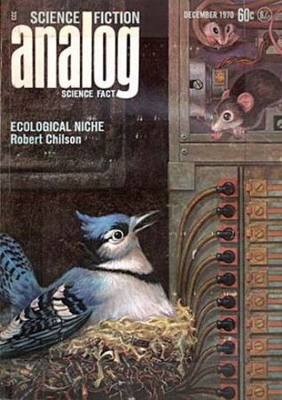 Analog Science Fiction and Fact, 1970 December