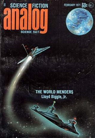 Analog Science Fiction and Fact, February 1971