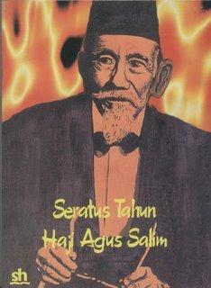 Seratus Tahun Haji Agus Salim by Panitia Buku Peringatan
