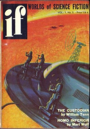 IF Worlds of Science Fiction, 1953 November (Volume 2, No. 5)