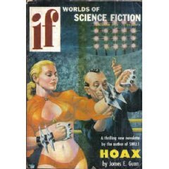 IF Worlds of Science Fiction, 1955 December (Volume 6, No. 1)