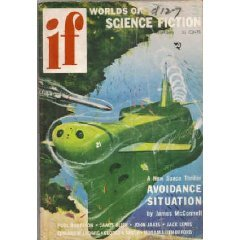 IF Worlds of Science Fiction, 1956 February (Volume 6, No. 2)