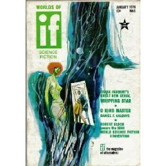 If Worlds of Science Fiction, 1970 January (Volume 20, No. 1)