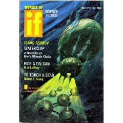 IF Worlds of Science Fiction, 1970 April (Volume 20, No. 4)